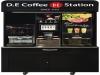 [브랜드 리뷰] 에취알에스, 무인카페 'D‧E Coffee Station' 디럭스 모델 출시