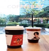 커피베이-소방청, 3년 연속 컵 홀더 통한 '소방 안전 캠페인' 진행