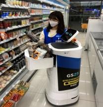 GS25, AI 로봇 배달 서비스 업계 최초 론칭